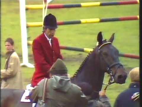 Paul Schockemöhle & Deister Europameister 1981