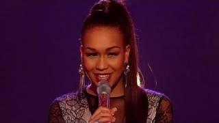 Rebecca Ferguson sings Teardrops - The X Factor Live - itv.c...