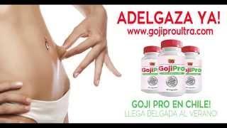 Goji Pro en Chile: ADELGAZA 15Kg por Mes