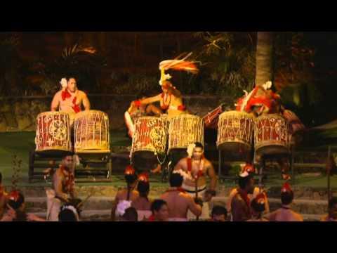 Polynesian Culture Center -  HA Breath of Life - Tonga pt. 1