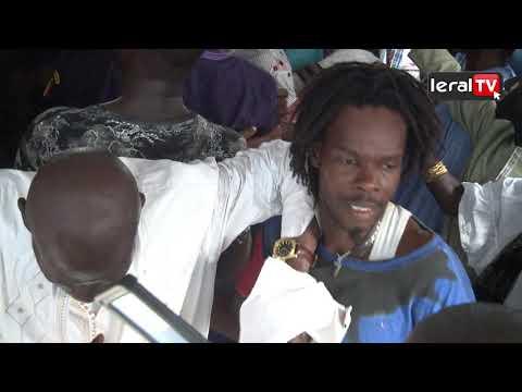 VIDEO - Regarder comment c'était difficile pour Me Abdoulaye WADE d'accéder au khalif...