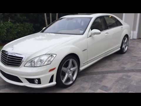 2009 Mercedes Benz S63 Amg Review And Test Drive By Bill Auto Europa Naples