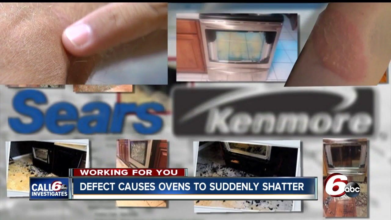 Oven Doors Spontaneously Shatter Yet No Recall Issued Youtube