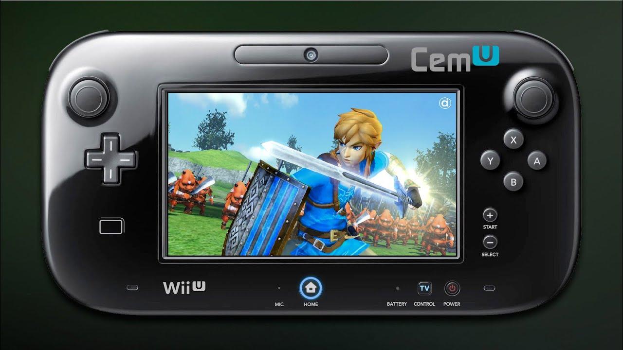Hyrule Warriors Wii U Cemu 1 15 7c 4k Youtube
