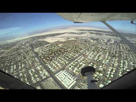 Chino to Palm Springs Flight