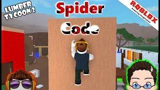 Roblox - Lumber Tycoon 2 - Secrets: Spiderman, and Bridge Start.