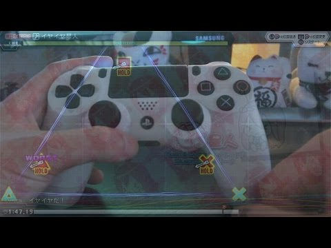 Controller Tutorial Hatsune Miku Project DIVA Future Tone PS4