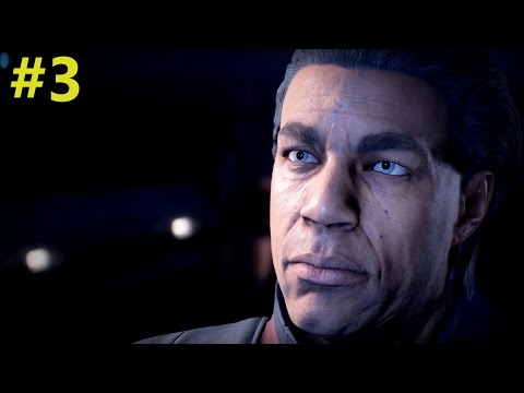 ♥ Mass Effect Andromeda (Let's Play) - #3 Quality Time w/ Space Dad
