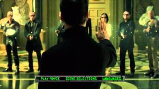 The Matrix Reloaded - DVD Menu Loop (HQ 720p)