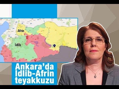 Serpil Çevikcan    Ankara'da İdlib Afrin teyakkuzu