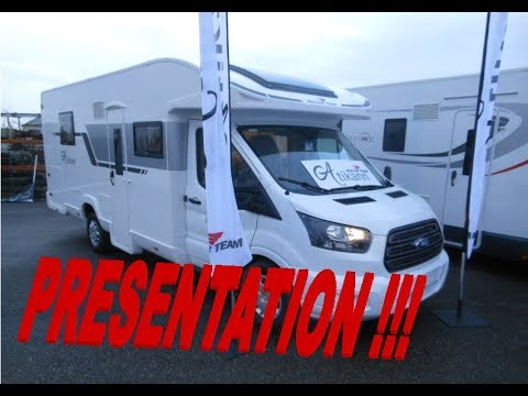 Cyril et Hedi de Camping-car 69 présentent : Roller Team Atikann 267 TL