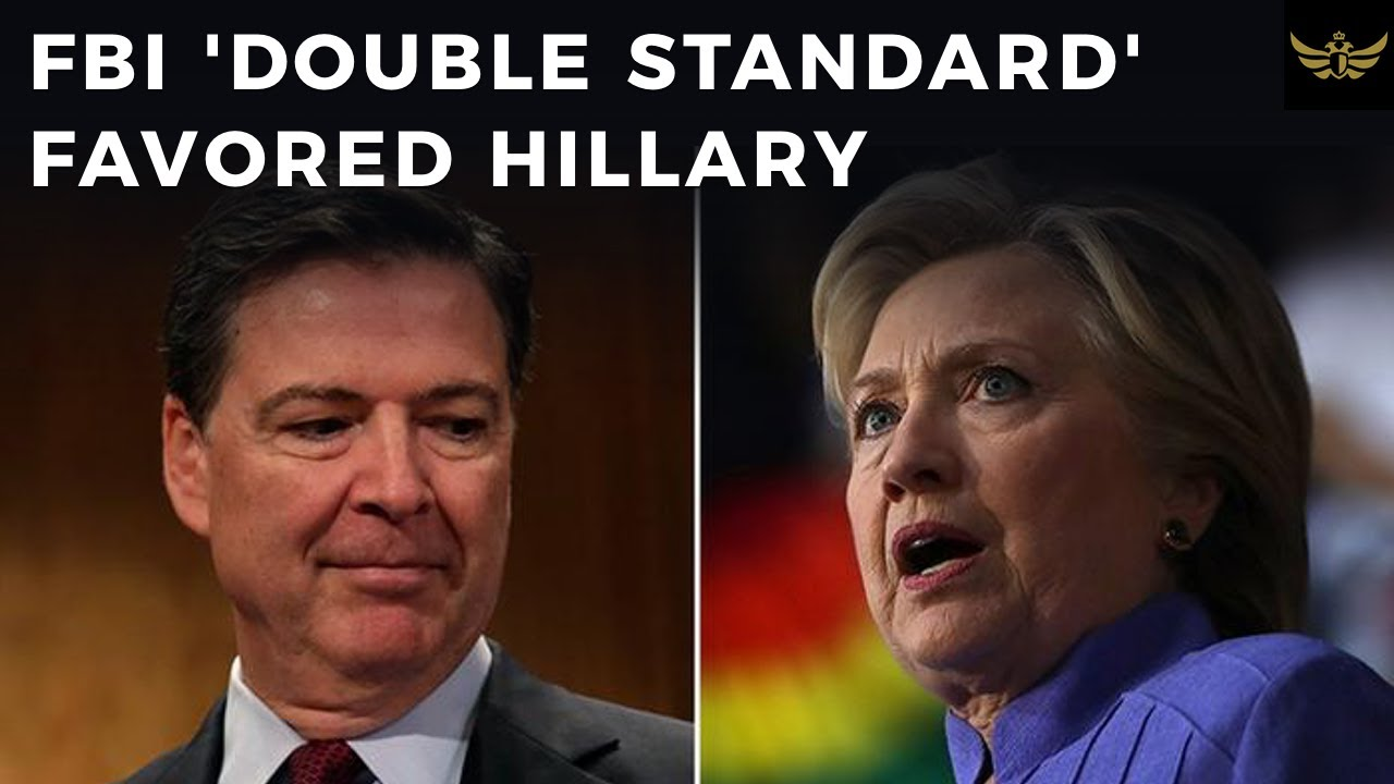 FBI 'double standard' briefing Hillary Clinton & NOT Trump. Redacted country revealed.