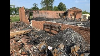Three Black Churches Burned Down in Suspected Hate Crime