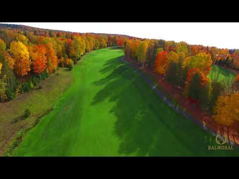 Club de golf Le Balmoral - Trou #8