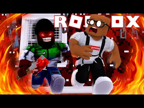 HUNTED BY MY BEST FRIEND IN ROBLOX