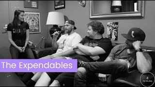 A Talk with The Expendables