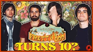 "Understanding Panic At The Disco's ""Pretty. Odd."" 10 Years Later thumbnail"
