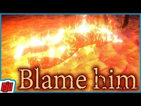 Blame Him Part 4 (Ending) | Indie Horror Game | PC Gameplay Walkthrough