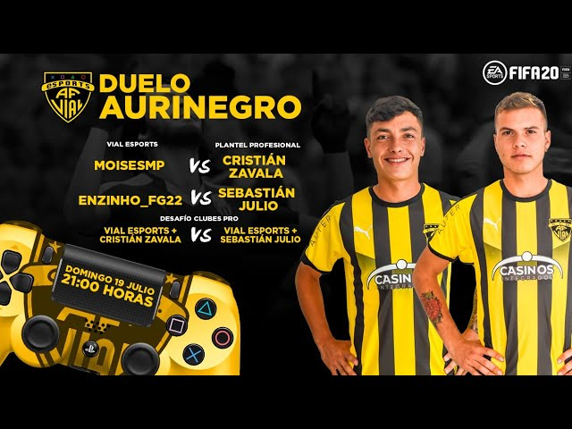 Duelo Aurinegro | Fernández Vial eSports vs Plantel Profesional