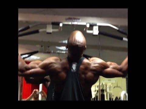 Bodybuilding Progress - Chiseled Ice Xmas message