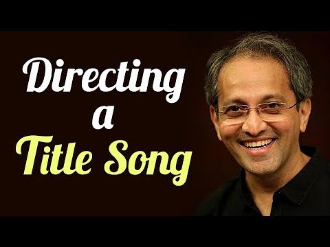 Rajesh Mapuskar Directing A Title Song For New TV Serial | Radha Prem Rangi Rangali | Colors Marathi