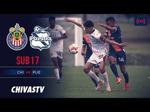 EN VIVO: Chivas vs. Puebla | Jornada 15 | LigaMX Sub17 | CHIVASTV