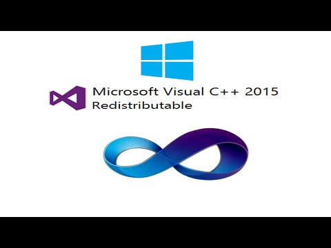 How To Download & Install Microsoft Visual C++ 2015 Redistributable Package (32-64 Bit).