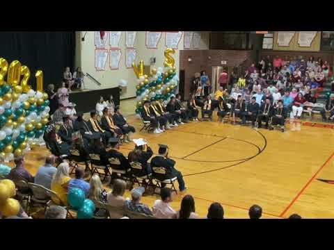 2021 Viola High School Graduation Superintendent John May says what ?!?! ????