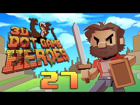 3D Dot Game Heroes | Let's Play Ep. 27: The Time has Come... | Super Beard Bros.