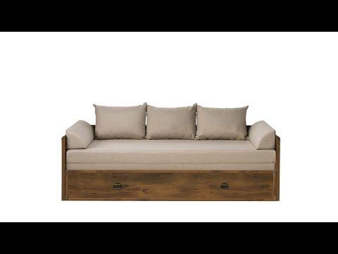 łóżko Indiana Youtube