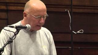 Socialist Party video: Alec Thraves speaking at Socialism 2012