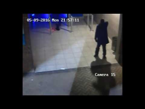 Exclusive video of ATM Bombings at Midwater Centre, Middelburg
