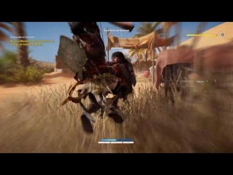 Assassins Creed® Origins Dual Swords Combo