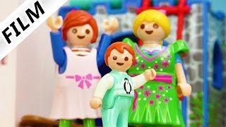Playmobil Film deutsch | GROßE SCHWESTER passt auf Julian & Hannah auf | Kinderfilm Familie Vogel