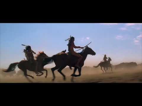 Dança com Lobos - A Caça aos Búfalos
