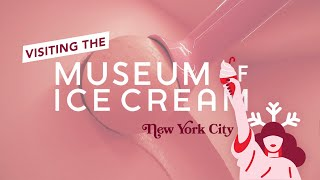 Visiting the Museum of Ice Cream | NYC Experience
