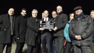 Neue Kyllbrücke in Ehrang offiziell eingeweiht