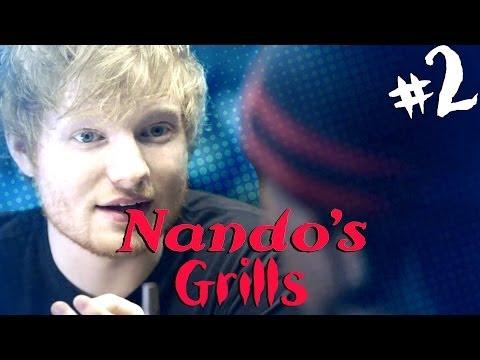 #NandosGrills: Ed Sheeran & JME - Part 2