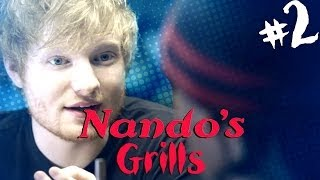 #NandosGrills: Ed Sheeran & JME - Part 2
