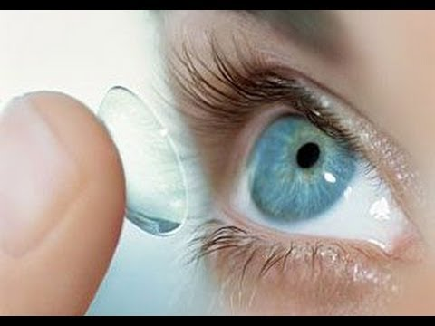How To Put In Contacts For Beginners Plus Some Tips