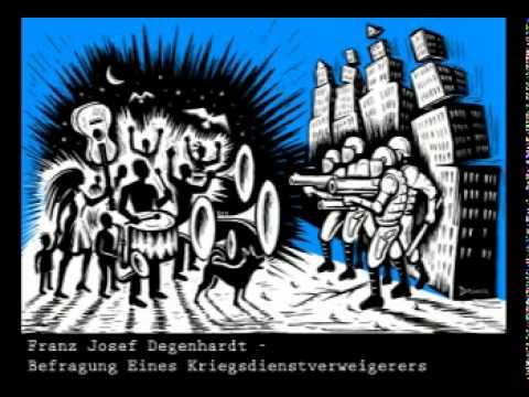 Franz Josef Degenhardt - Befragung Eines Kriegsdienstverweigerers - [politisches liedgut]