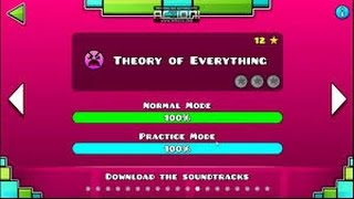 Geometry Dash #14 | Theory of everything | MasterAlan02