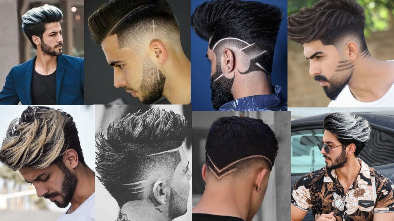 Best Hairstyles For Men 2020 Beard With Hairstyles For Men 2020 Youtube