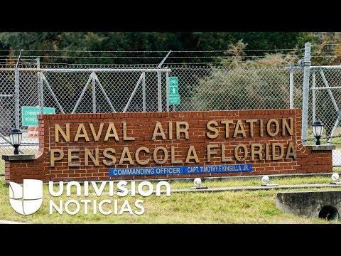 Lucyl Bee - Tiroteo en Base Naval de Pensacola deja 4 fallecidos.