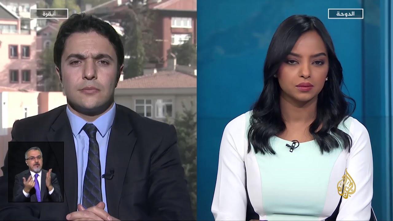 الجزيرة:نشرة الإشارة الثانية 2018/4/18