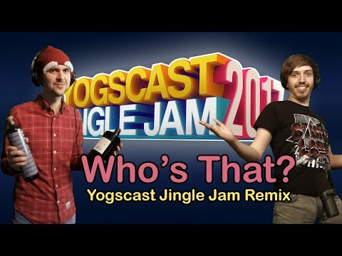 """""""Who's That?"""" - Yogscast Christmas Livestream 2016 Highlights Remix"""