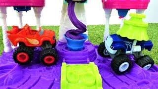 Мультики для детей - Чудо машинки Вспыш и Крушила - Плей до