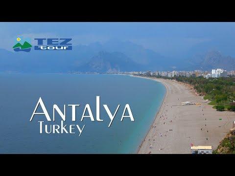 Antalya, Turkey 4K travel guide bluemaxbg.com