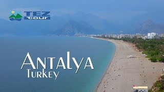 Antalya, Turkey 4K travel guide bluemaxbg.com