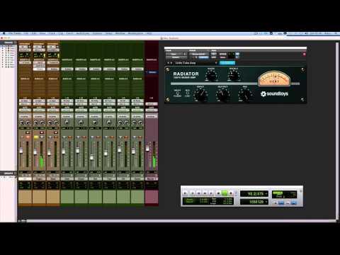SoundToys Radiator - Video Review